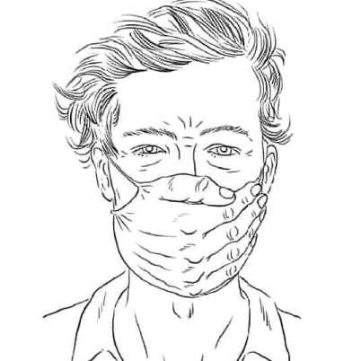 """Μάσκες για τον κορωνοϊό και """"μάσκες""""… αδιάκριτες"""